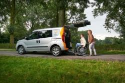 Kosten rolstoelbus huren zonnebloem
