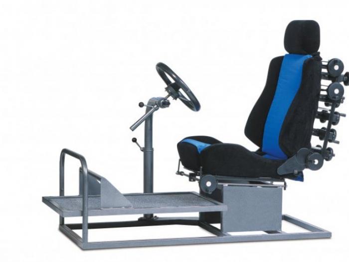comfort autostoel