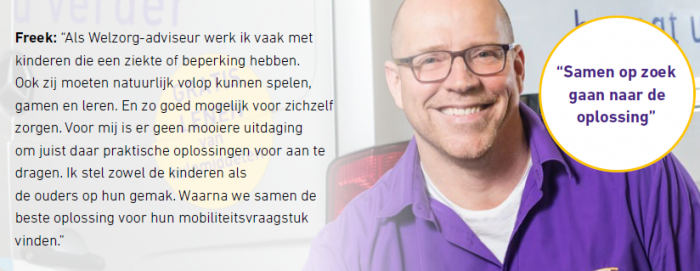 Welzorg Adviseur Rotterdam, altijd het beste advies.