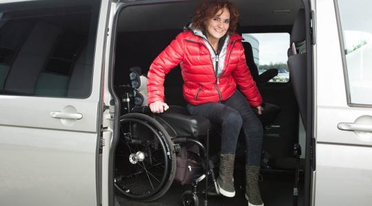Veilig vervoer rolstoelen Code VVR