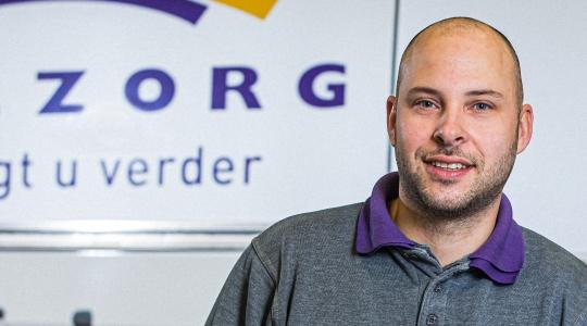 Mike-de-Raay-servicemonteur-Welzorg-'s-Hertogenbosch