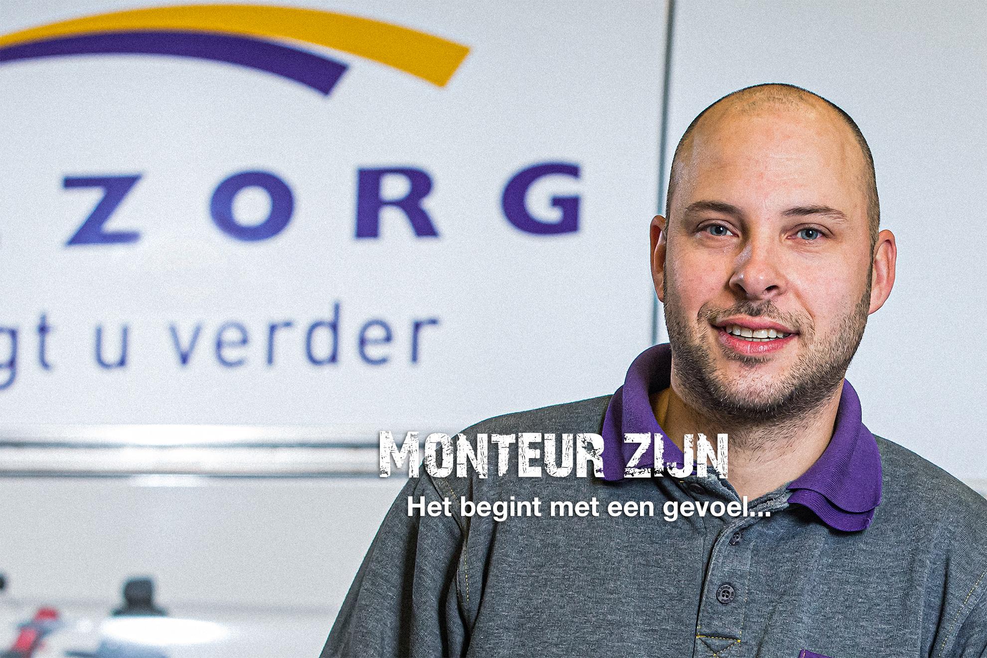Welzorg Vacature Mike Wmo Hulpmiddelen Rotterdam Den Haag Monteur