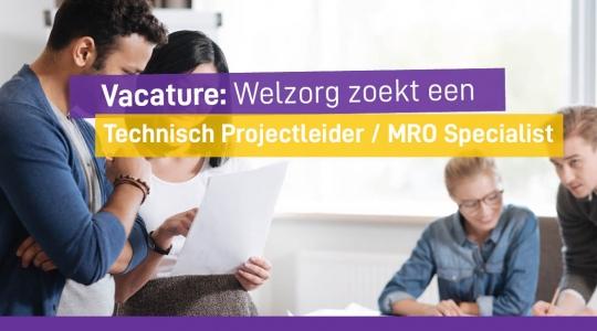 Technisch Projectleider MRO Specialist