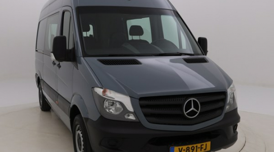 Mercedes Sprinter Rolstoelbus