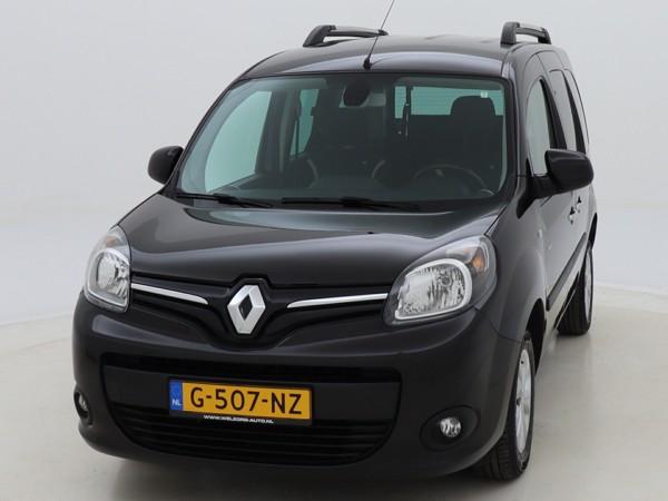 Renault Kangoo rolstoelauto