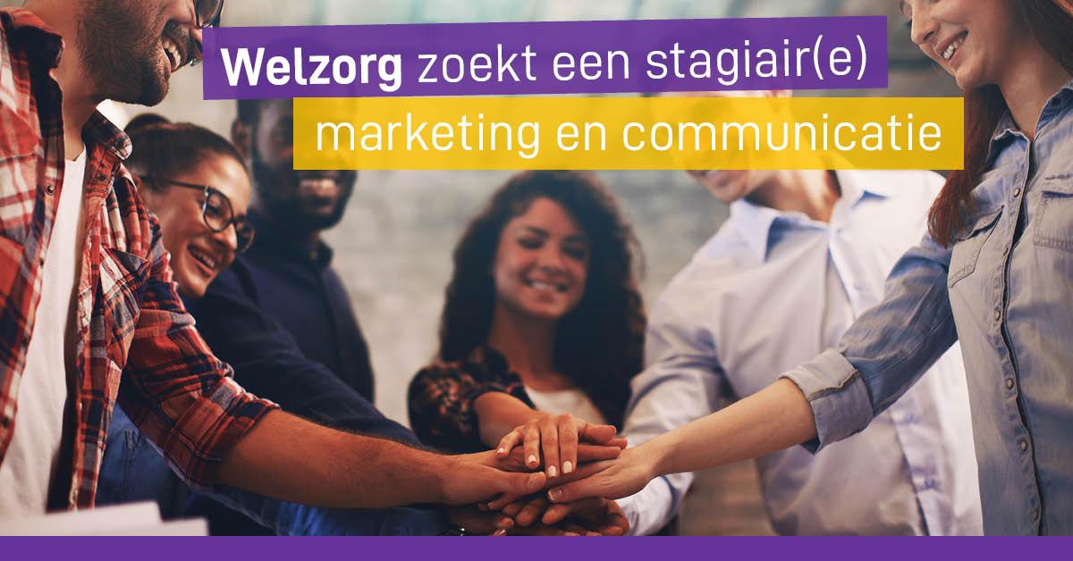 stagiaire marketing en communicatie
