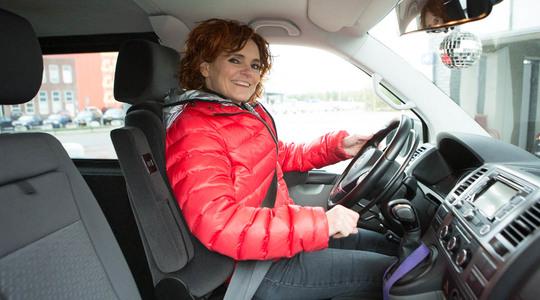 Auto op maat ergonomisch zitadvies home