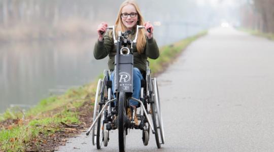 Mobiliteitshulpmiddelen voor buiten
