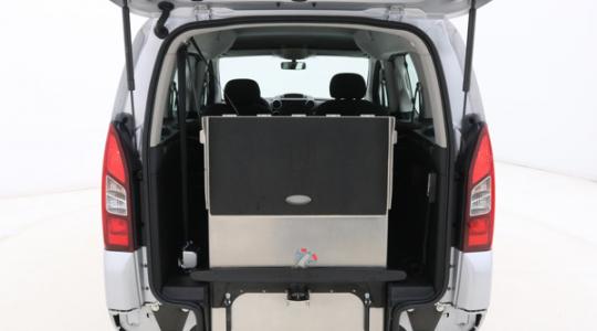 Peugeot Partner maatwerk