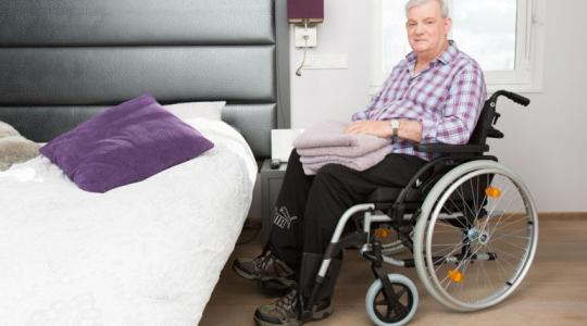 mobiliteitshulpmiddelen in huis