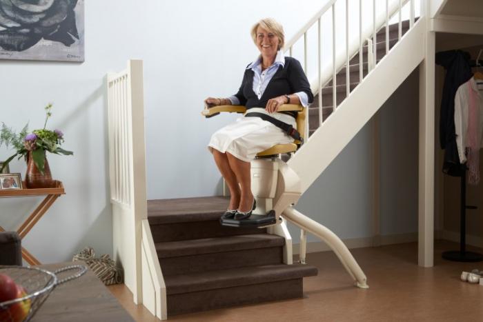 traplift kopen voor meer zelfstandigheid