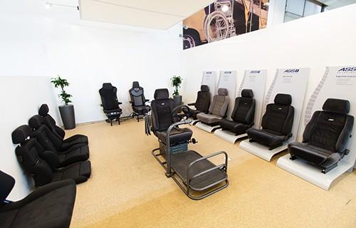 Scheel autostoelen assortiment