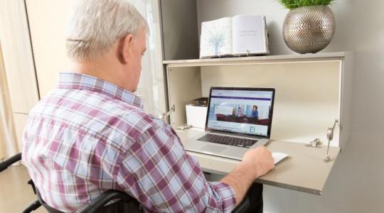 woningaanpassing geeft mobiliteit in huis