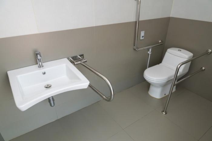 verhoogde toiletpot voor iedere ruimte
